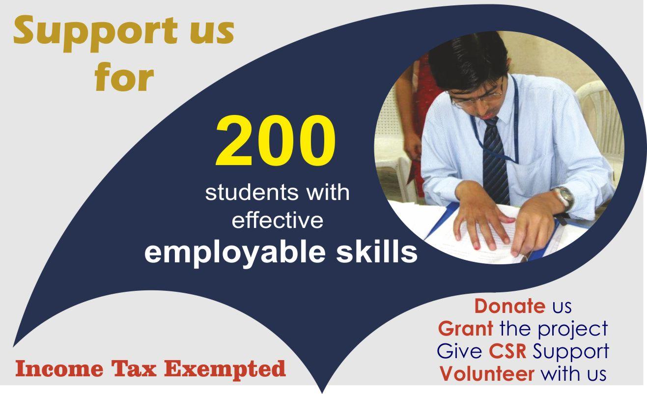 For Employble Skills